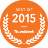 Winner of Thumbtack's Best Pro of 2015 Award