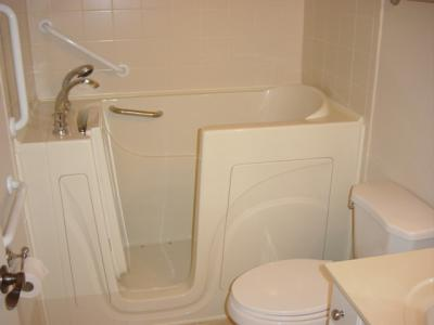 Home Accessibility LLC Holly Springs GA - Bathroom modifications for disabled