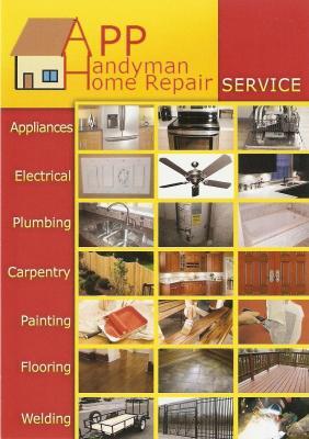 APP Handyman Home Repair