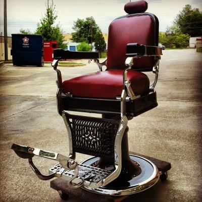 - Custom Barber Chairs - Douglasville, GA