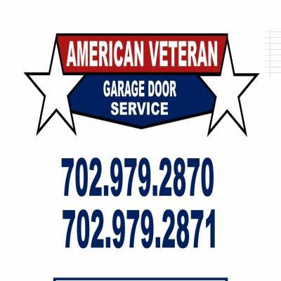 veteran garage doorAmerican Veteran Garage Doors  Las Vegas NV