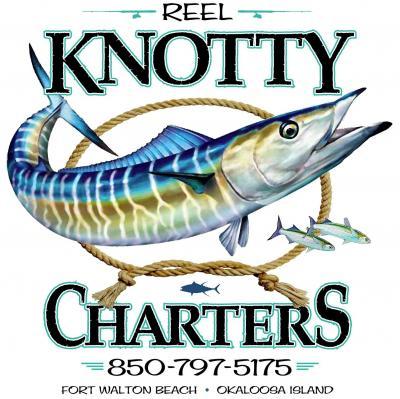 Reel knotty charters fort walton beach fl for Fort walton beach fishing charters